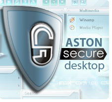 Aston Secure Desktop.