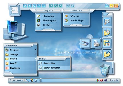 aston, themes fox winxp, skins for winxp, desktop, themes,plugins, astonshell, w
