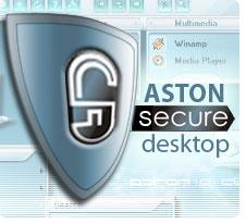 Aston Secure Desktop.